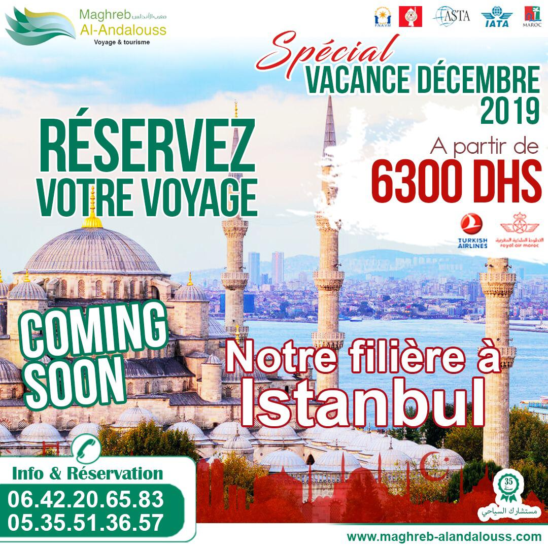 Book your trip to Istanbul